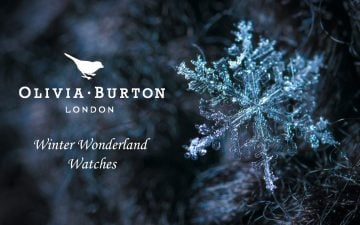 Olivia Burton's Winter Wonderland Collection