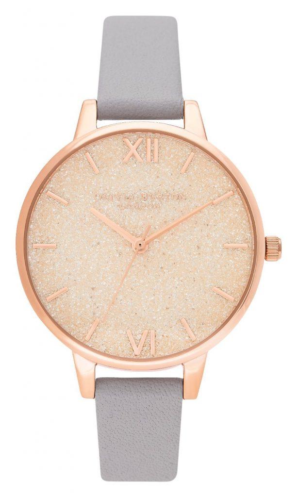 Olivia Burton's Glitter Watches