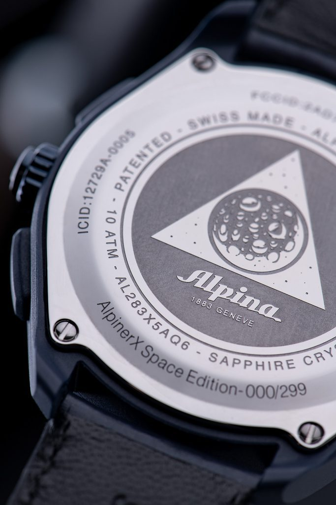 Alpina Launches AlpinerX into Space