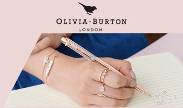 Celebration Stone Pens By Olivia Burton