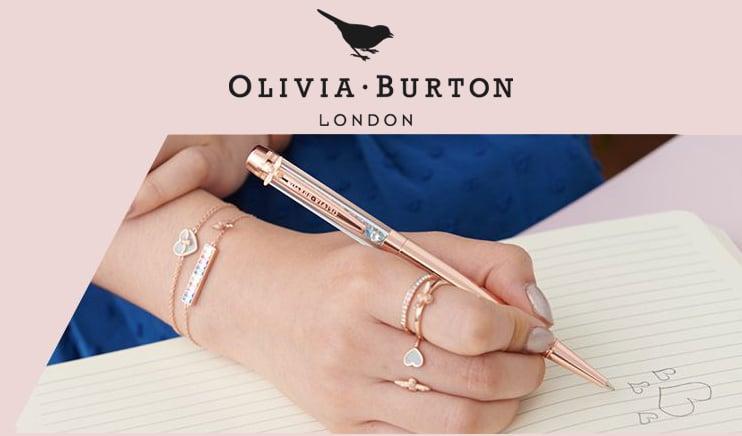 Celebration Stone Pens By Olivia Burton