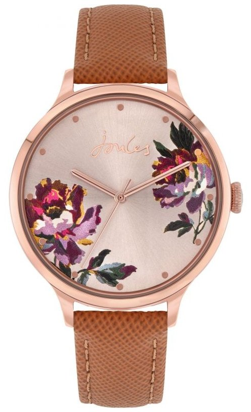 Joules Tan Leather