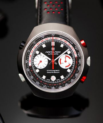 Hamilton Chrono Matic 50