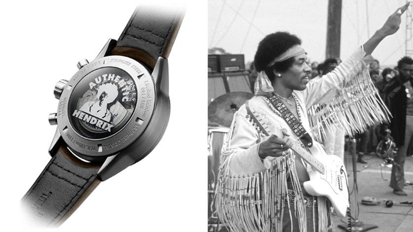 Raymond Weil Jimi Hendrix