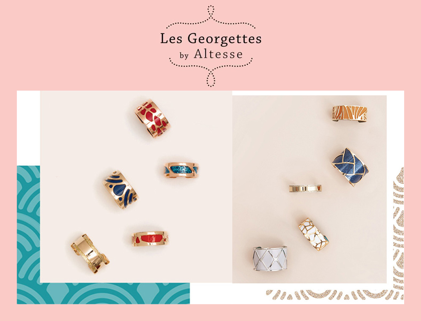 Les Georgettes by Altesse