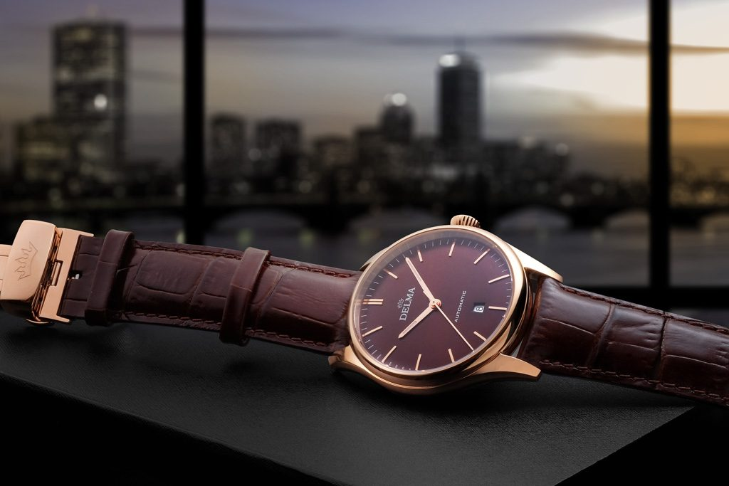 Introducing DELMA Watches