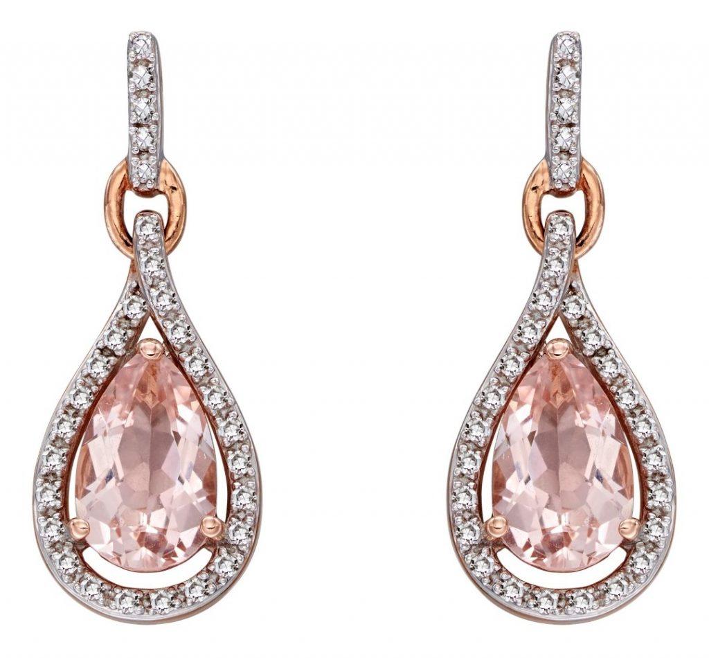 Morganite Jewellery