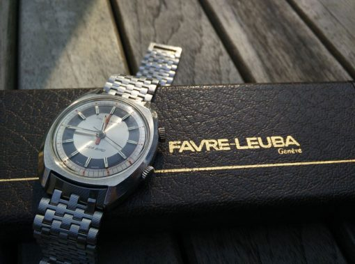 History of Favre-Leuba Watches
