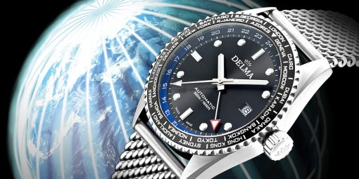 The Cayman Worldtimer