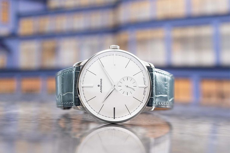 Introducing The Junghans Terrassenbau Watches