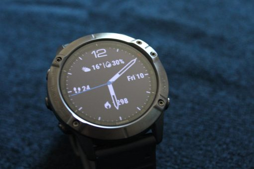 A Review of the Garmin 6X Sapphire