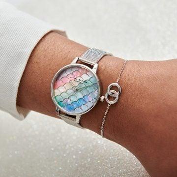 Mermaid Inspired Watches