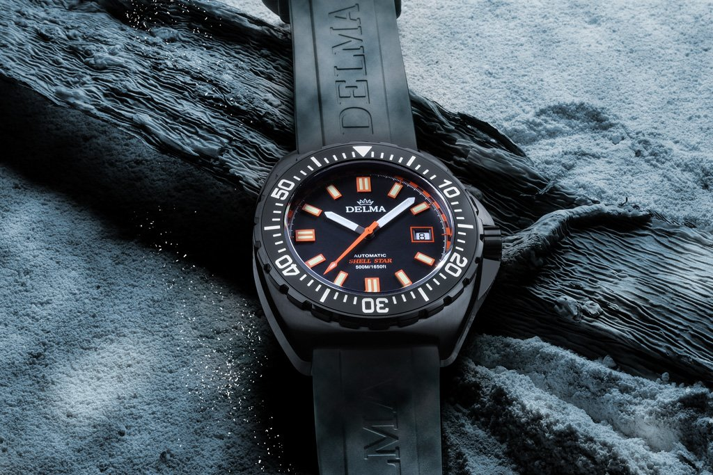 Top 5 Nautical Delma Watches