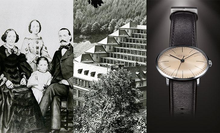Junghans Terrassenbau Watches