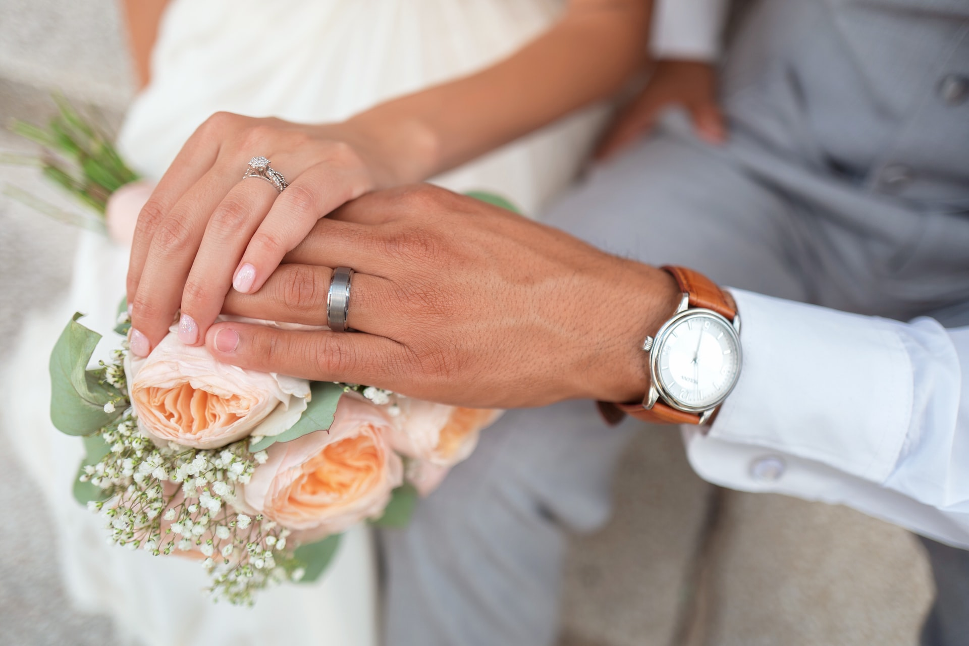 Should I Wear A Watch For My Wedding?