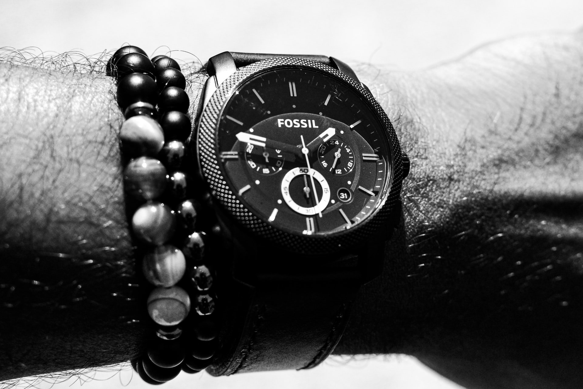 Matching bracelets to watches for men