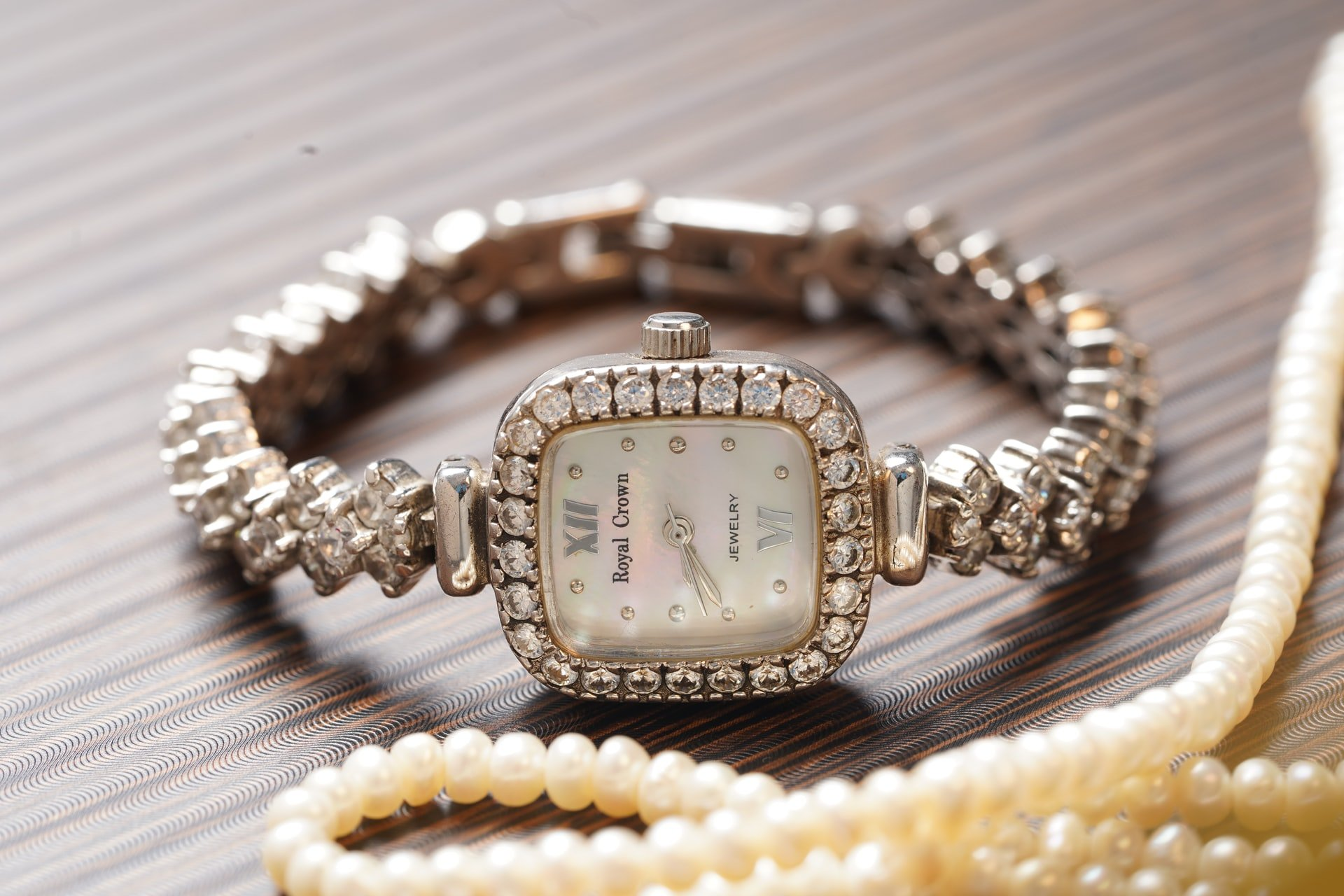 Jewel Adorned Watches
