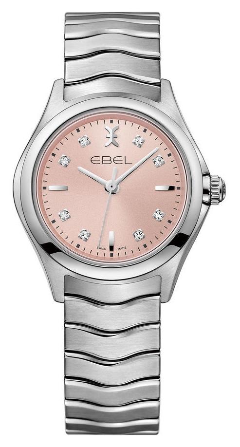 ebel pink dial