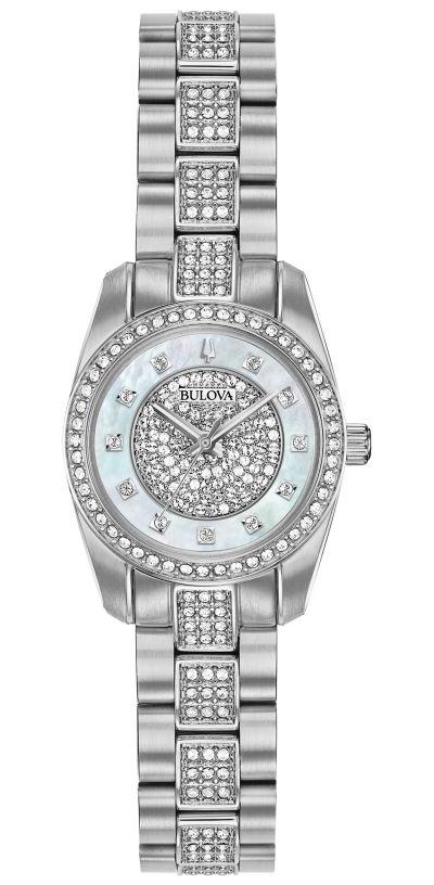 bulova diamond set