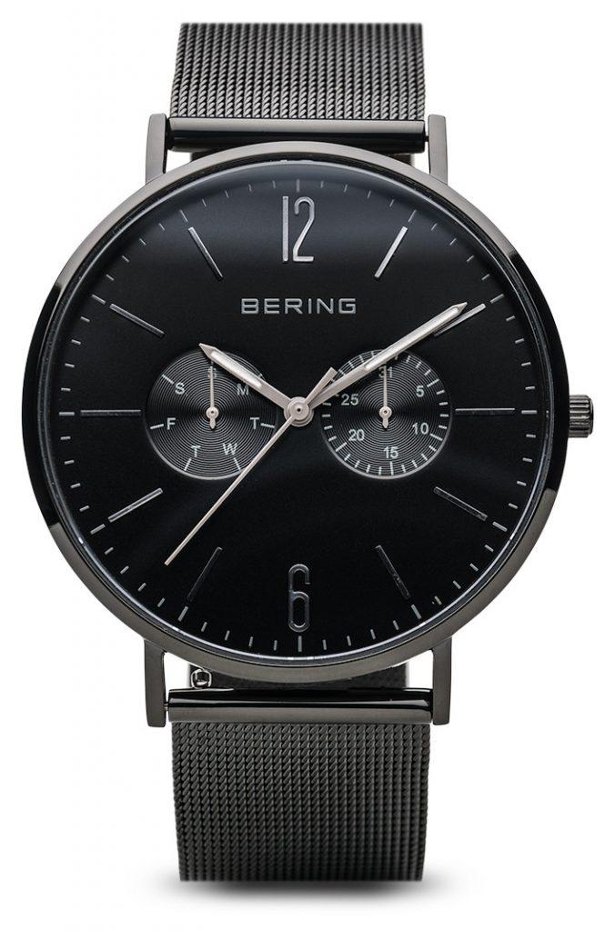 black steel bering