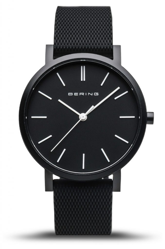 bering all black monochrome