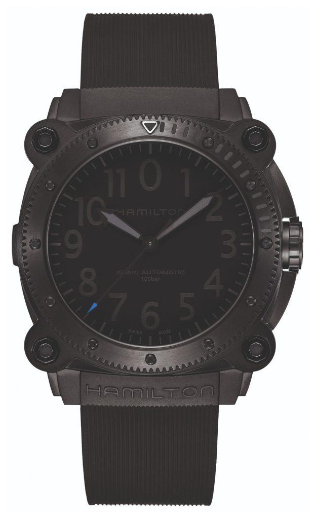 The Hamilton Tenet Watch