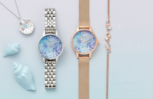 New Additions To Olivia Burton's Under The Sea Collection 2020
