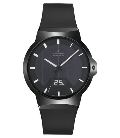 Junghans' Force Mega Solar Watches