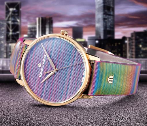 Maurice Lacroix's Eliros Rainbow Limited Edition