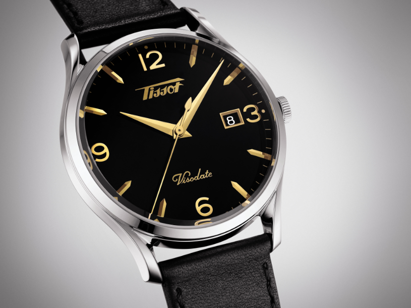 Tissot's Visodate collection