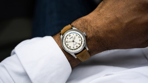 Oris' Roberto Clemente Limited Edition Watch