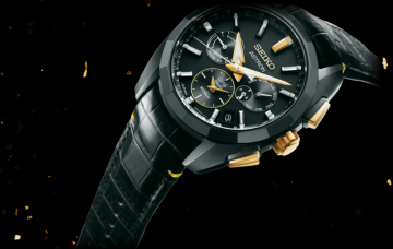The Astron GPS Solar Kintaro Hattori Limited Edition