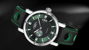 The Teutonia Sport II in Racing Green