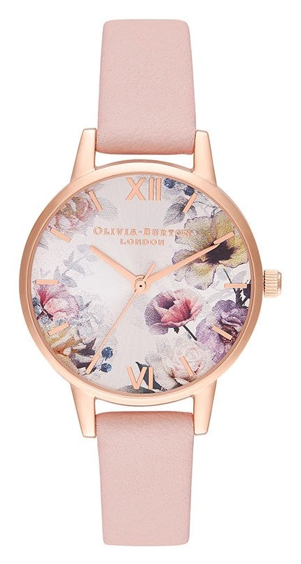 Pastel watches by Olivia Burton