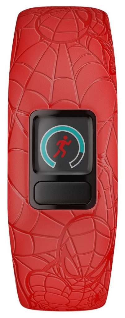 garmin vivofit jr spiderman
