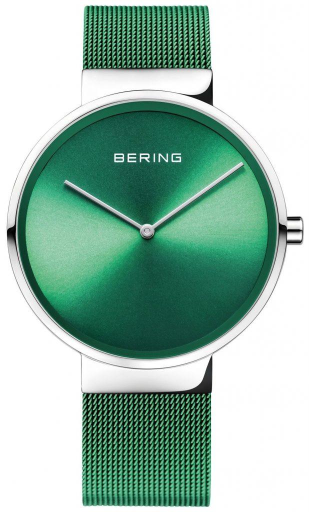 bering jewel green