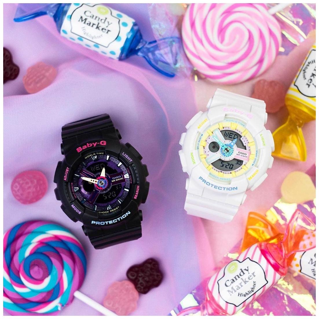 The Casio Baby-G Decora Watches