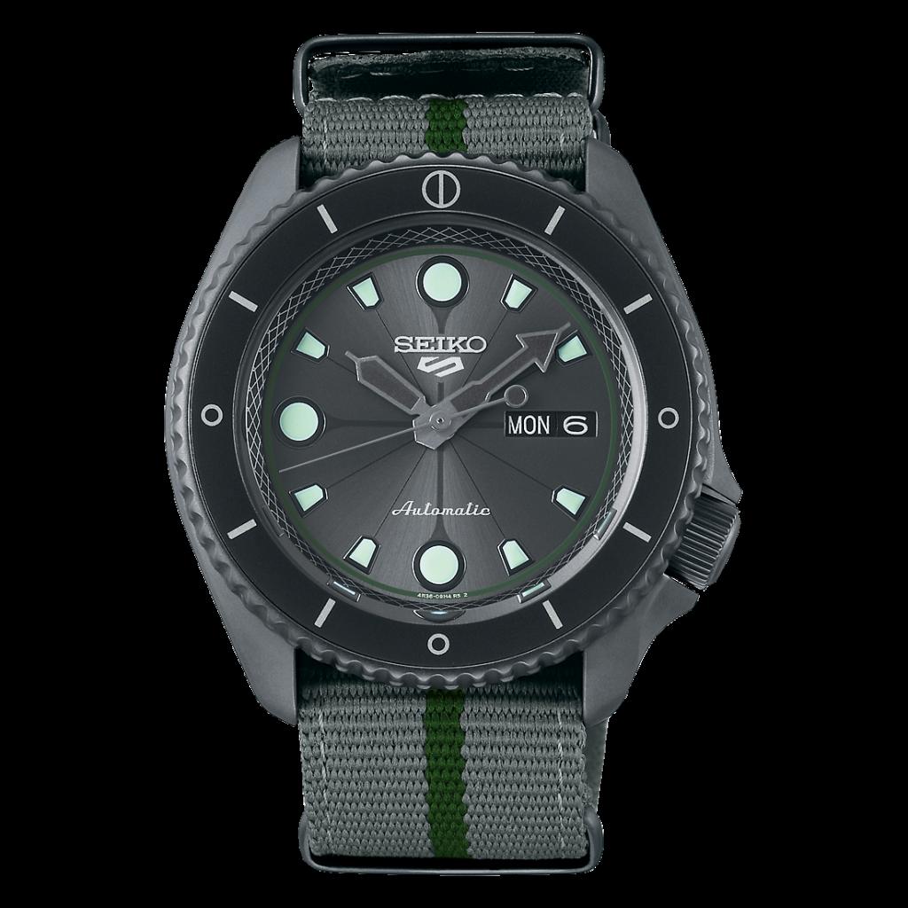 Seiko's Naruto and Boruto Limited Edition Watches