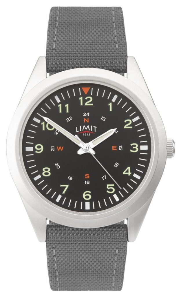 limit field watch mens
