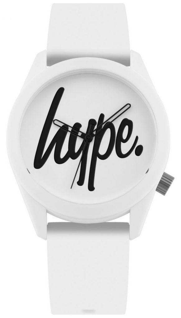 white hype watch