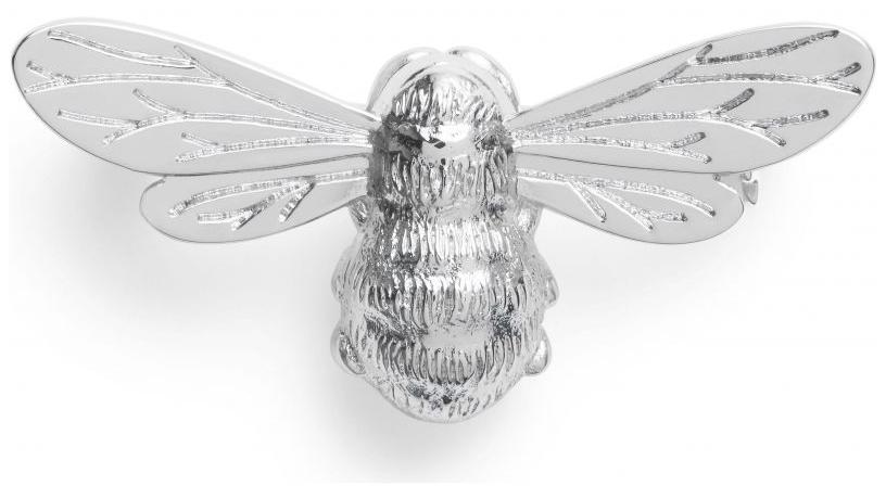 lucky bee brooch