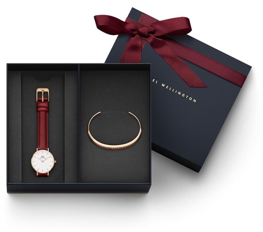 daniel wellington  watch and bangle