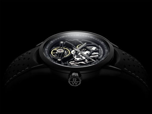 Raymond Weil's New Skeleton Freelancer
