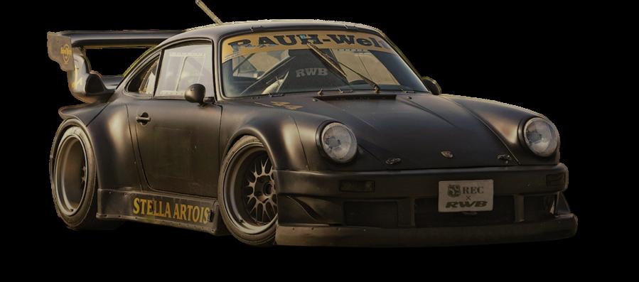 Porsche 911 Rwb Stella