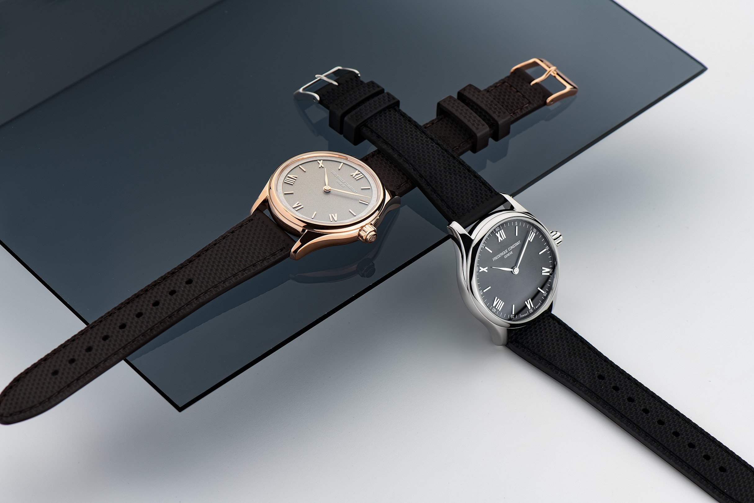 Frederique Constant's Vitality Watches