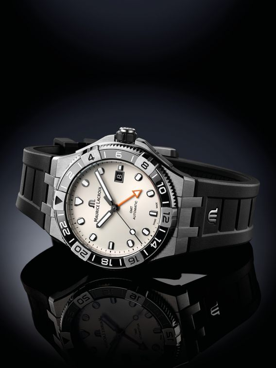 The Aikon Venturer GMT by Maurice Lacroix
