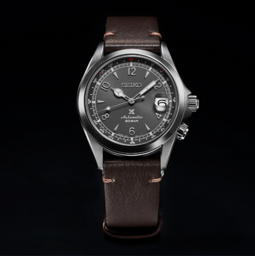 The Seiko Alpinist Mountain Sunset 2021
