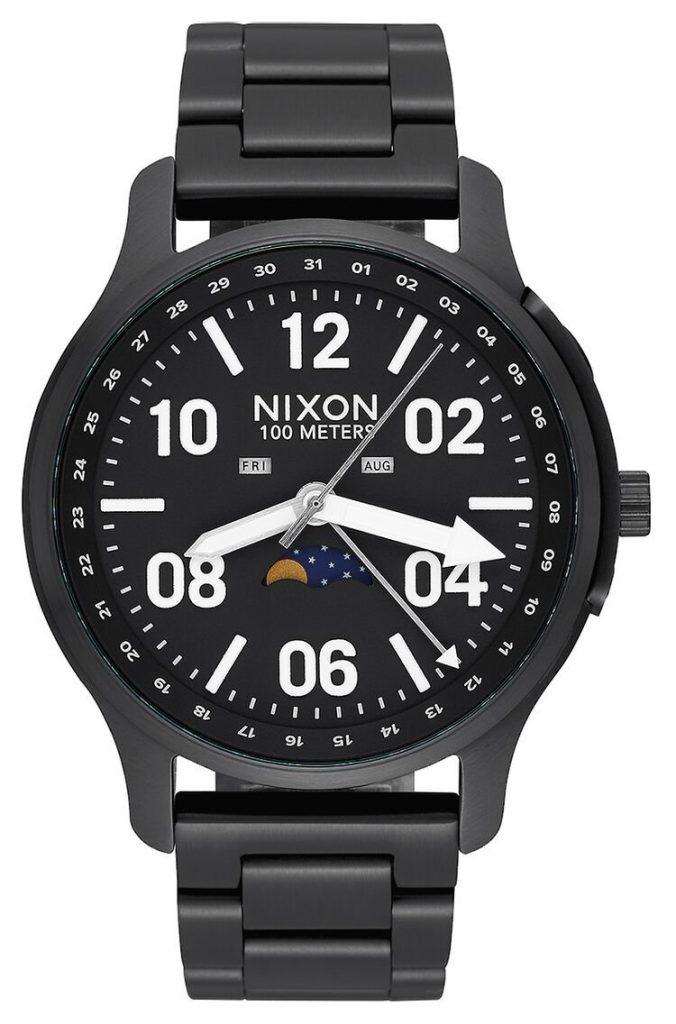 black nixon IP coated