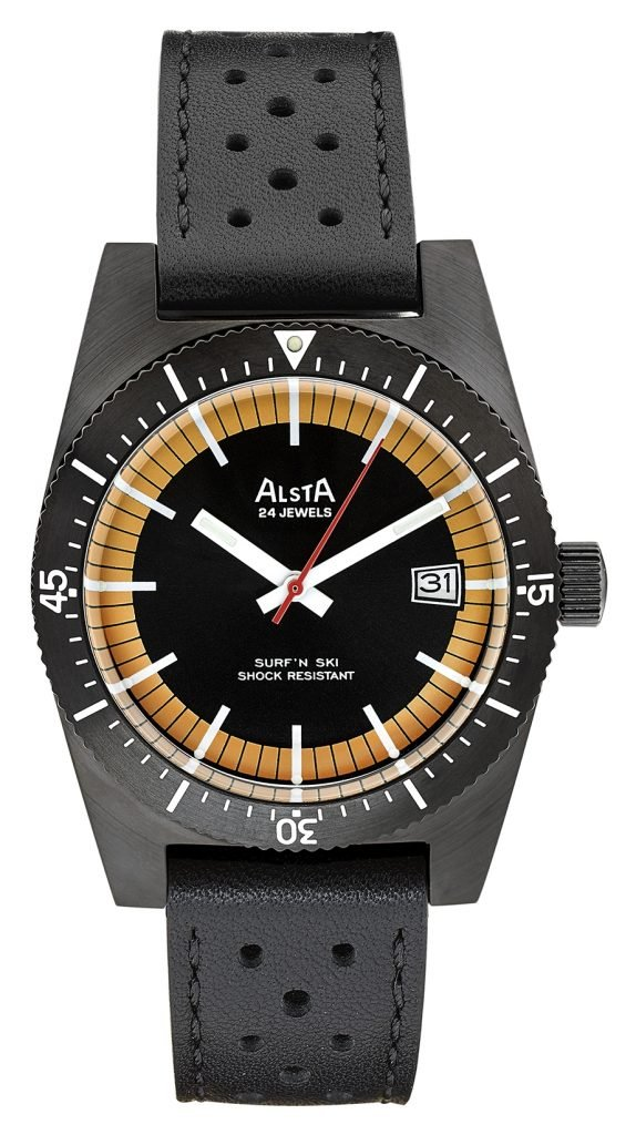 History of Alsta Watches