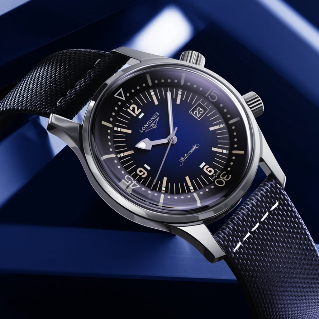 New Longines Heritage Legend Diver Watches